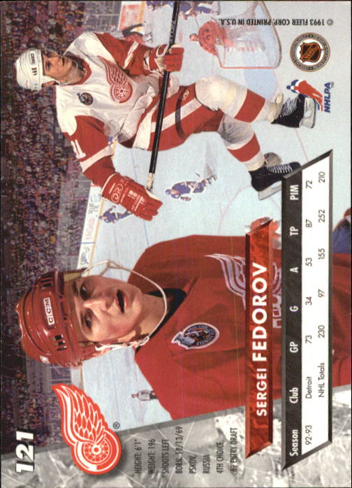 1993-94-Ultra-Hockey-1-250-Your-Choice-GOTBASEBALLCARDS thumbnail 223