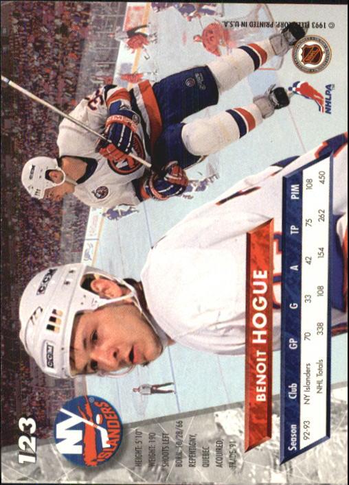 1993-94-Ultra-Hockey-1-250-Your-Choice-GOTBASEBALLCARDS thumbnail 227