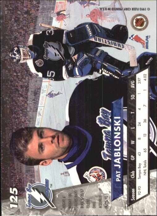 1993-94-Ultra-Hockey-1-250-Your-Choice-GOTBASEBALLCARDS thumbnail 231