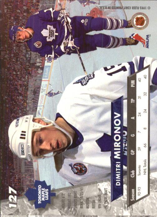1993-94-Ultra-Hockey-1-250-Your-Choice-GOTBASEBALLCARDS thumbnail 235