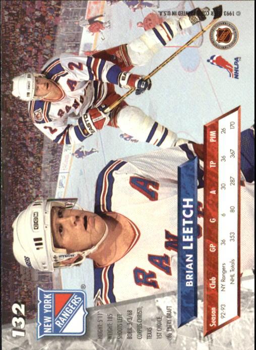 1993-94-Ultra-Hockey-1-250-Your-Choice-GOTBASEBALLCARDS thumbnail 245