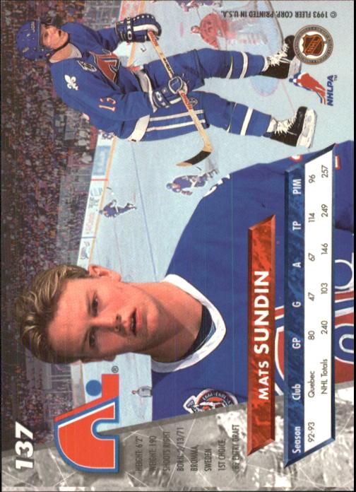 1993-94-Ultra-Hockey-1-250-Your-Choice-GOTBASEBALLCARDS thumbnail 255