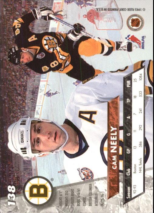 1993-94-Ultra-Hockey-1-250-Your-Choice-GOTBASEBALLCARDS thumbnail 257