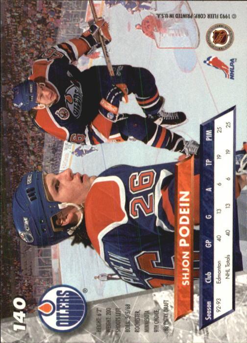 1993-94-Ultra-Hockey-1-250-Your-Choice-GOTBASEBALLCARDS thumbnail 261