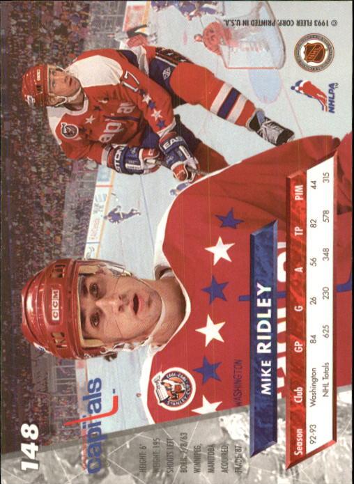 1993-94-Ultra-Hockey-1-250-Your-Choice-GOTBASEBALLCARDS thumbnail 277
