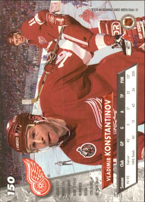 1993-94-Ultra-Hockey-1-250-Your-Choice-GOTBASEBALLCARDS thumbnail 281