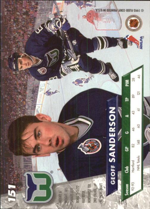 1993-94-Ultra-Hockey-1-250-Your-Choice-GOTBASEBALLCARDS thumbnail 283