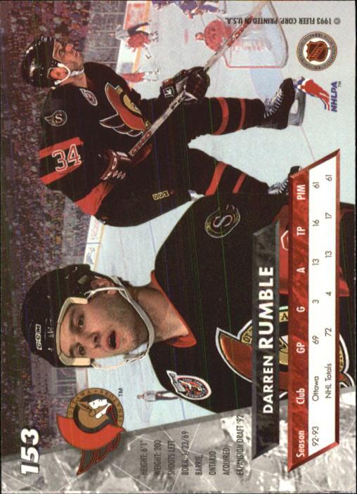 1993-94-Ultra-Hockey-1-250-Your-Choice-GOTBASEBALLCARDS thumbnail 287
