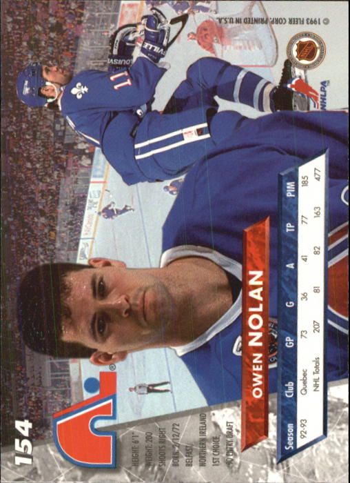 1993-94-Ultra-Hockey-1-250-Your-Choice-GOTBASEBALLCARDS thumbnail 289