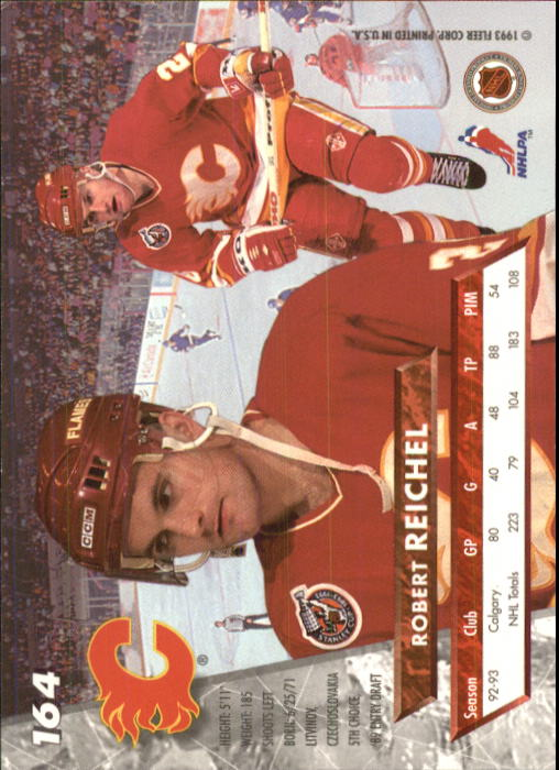 1993-94-Ultra-Hockey-1-250-Your-Choice-GOTBASEBALLCARDS thumbnail 307