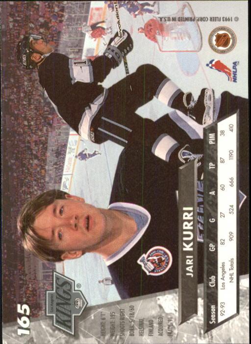 1993-94-Ultra-Hockey-1-250-Your-Choice-GOTBASEBALLCARDS thumbnail 309