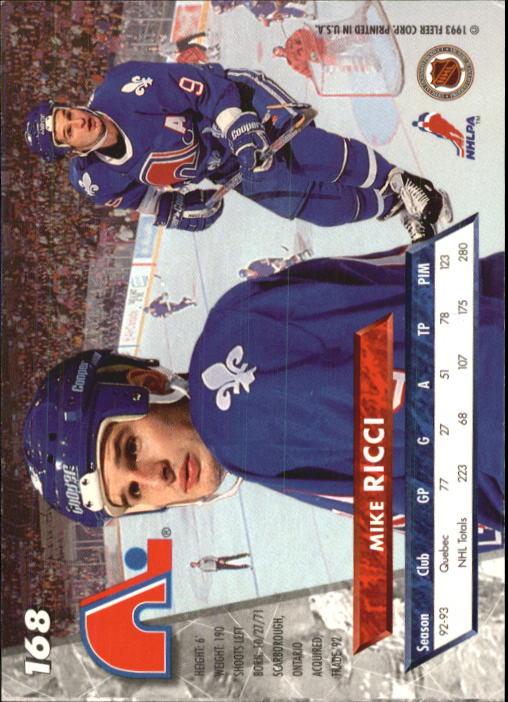 1993-94-Ultra-Hockey-1-250-Your-Choice-GOTBASEBALLCARDS thumbnail 315