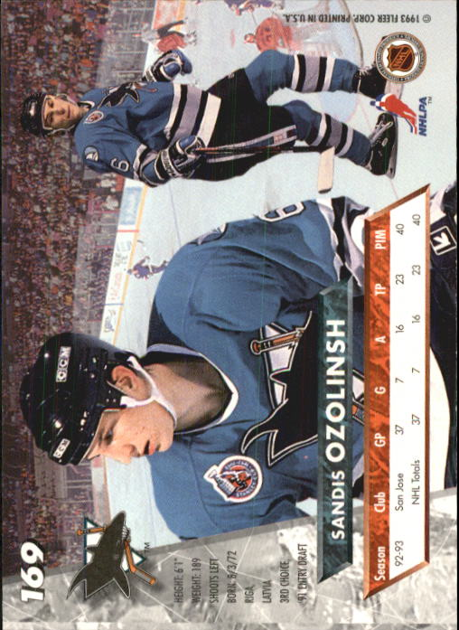 1993-94-Ultra-Hockey-1-250-Your-Choice-GOTBASEBALLCARDS thumbnail 317
