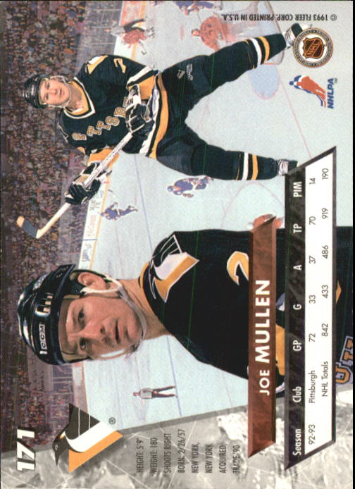 1993-94-Ultra-Hockey-1-250-Your-Choice-GOTBASEBALLCARDS thumbnail 321