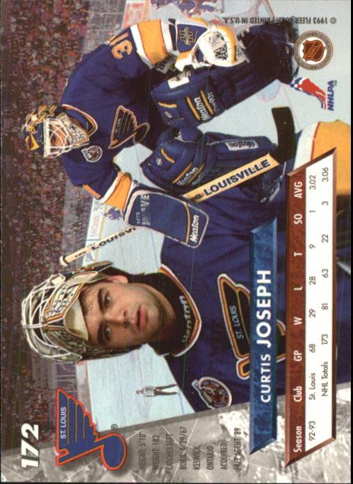 1993-94-Ultra-Hockey-1-250-Your-Choice-GOTBASEBALLCARDS thumbnail 323