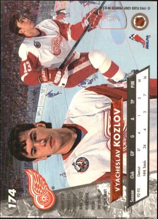 1993-94-Ultra-Hockey-1-250-Your-Choice-GOTBASEBALLCARDS thumbnail 327
