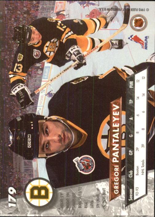 1993-94-Ultra-Hockey-1-250-Your-Choice-GOTBASEBALLCARDS thumbnail 337