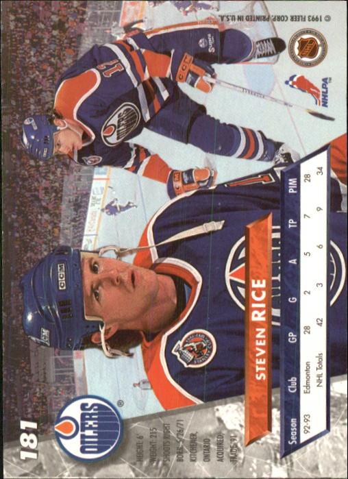 1993-94-Ultra-Hockey-1-250-Your-Choice-GOTBASEBALLCARDS thumbnail 341