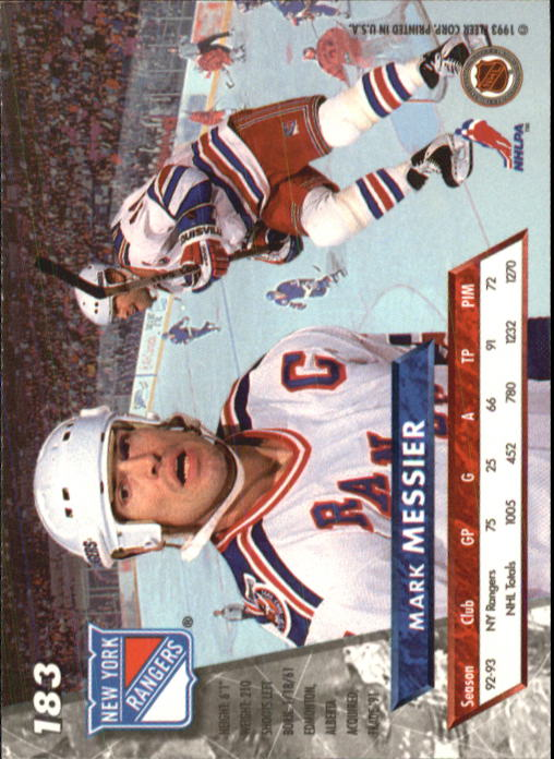1993-94-Ultra-Hockey-1-250-Your-Choice-GOTBASEBALLCARDS thumbnail 345