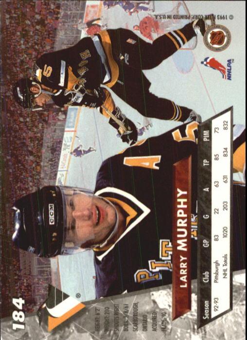 1993-94-Ultra-Hockey-1-250-Your-Choice-GOTBASEBALLCARDS thumbnail 347