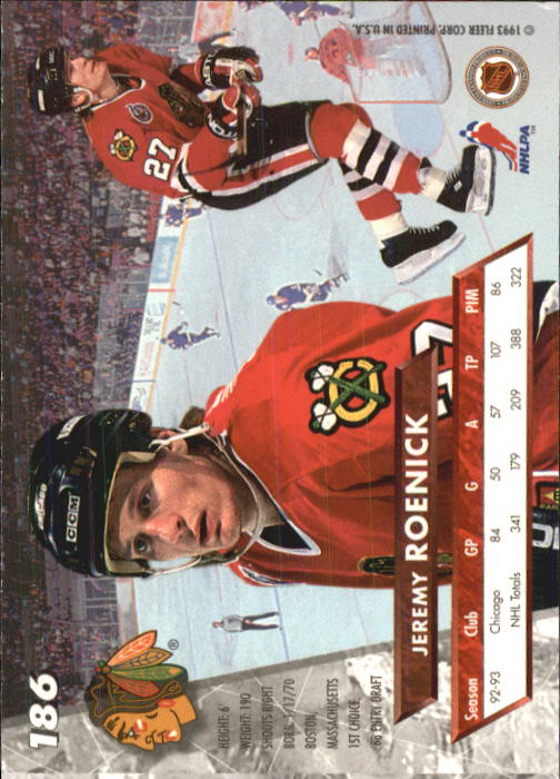 1993-94-Ultra-Hockey-1-250-Your-Choice-GOTBASEBALLCARDS thumbnail 351