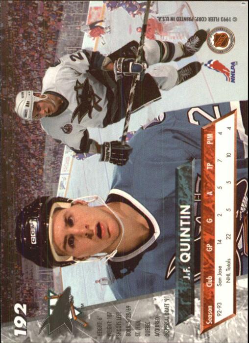 1993-94-Ultra-Hockey-1-250-Your-Choice-GOTBASEBALLCARDS thumbnail 363