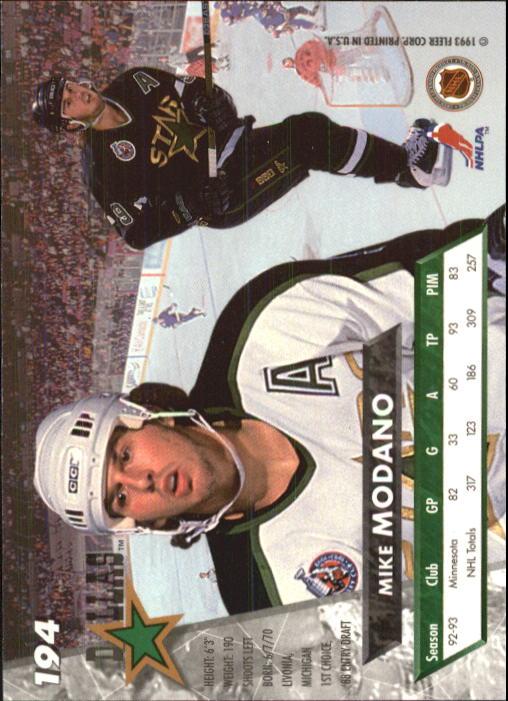 1993-94-Ultra-Hockey-1-250-Your-Choice-GOTBASEBALLCARDS thumbnail 367