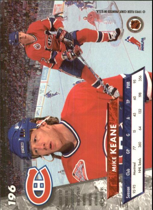 1993-94-Ultra-Hockey-1-250-Your-Choice-GOTBASEBALLCARDS thumbnail 371