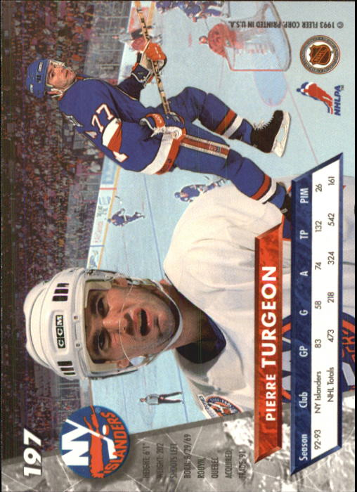 1993-94-Ultra-Hockey-1-250-Your-Choice-GOTBASEBALLCARDS thumbnail 373