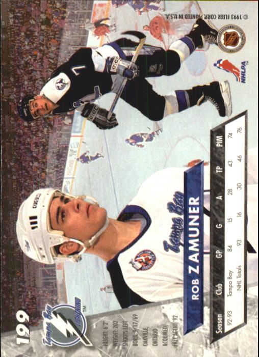 1993-94-Ultra-Hockey-1-250-Your-Choice-GOTBASEBALLCARDS thumbnail 377