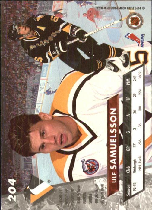 1993-94-Ultra-Hockey-1-250-Your-Choice-GOTBASEBALLCARDS thumbnail 387