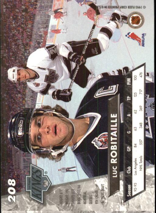 1993-94-Ultra-Hockey-1-250-Your-Choice-GOTBASEBALLCARDS thumbnail 395