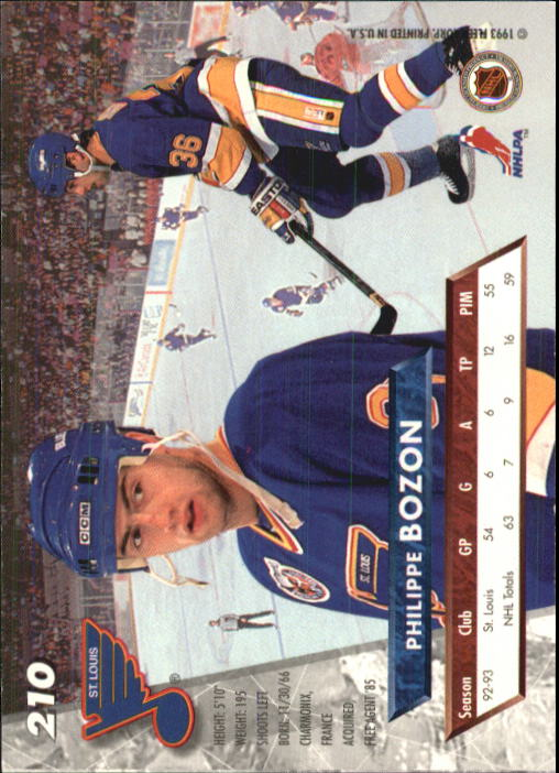1993-94-Ultra-Hockey-1-250-Your-Choice-GOTBASEBALLCARDS thumbnail 399