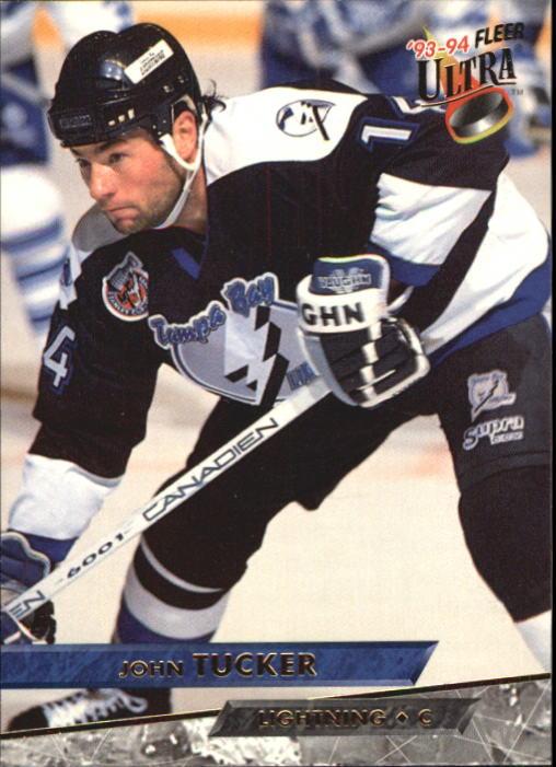 1993-94 Ultra #211 John Tucker