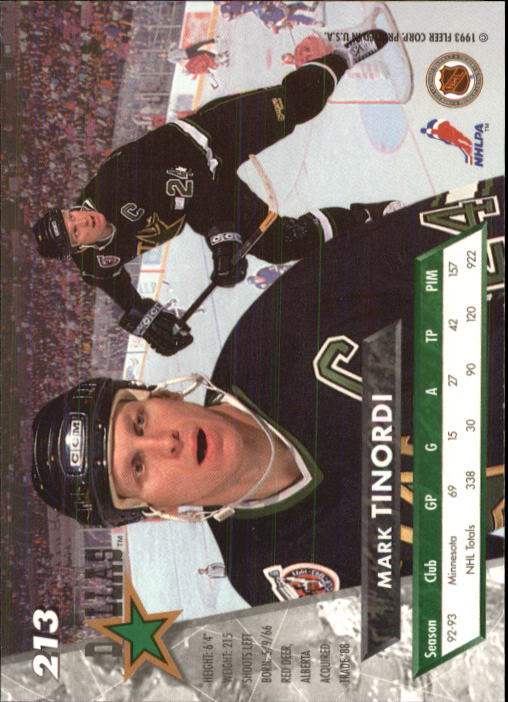 1993-94-Ultra-Hockey-1-250-Your-Choice-GOTBASEBALLCARDS thumbnail 405