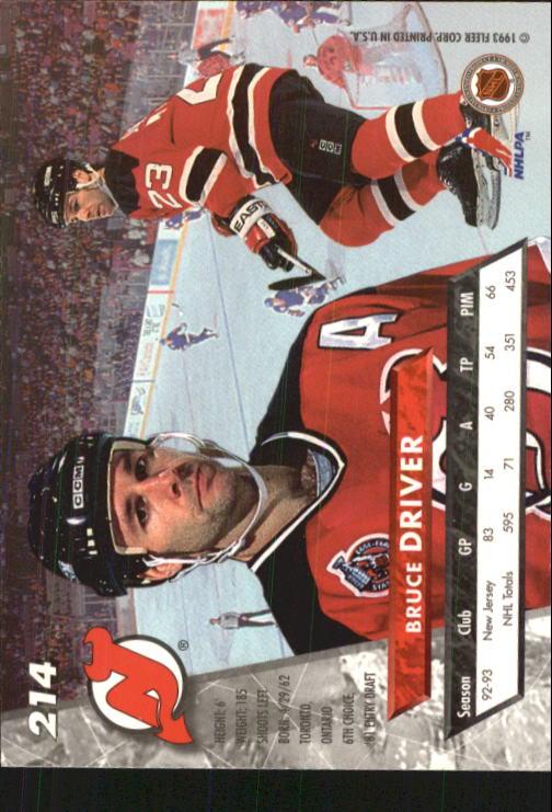 1993-94-Ultra-Hockey-1-250-Your-Choice-GOTBASEBALLCARDS thumbnail 407