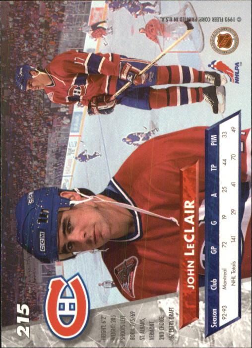 1993-94-Ultra-Hockey-1-250-Your-Choice-GOTBASEBALLCARDS thumbnail 409
