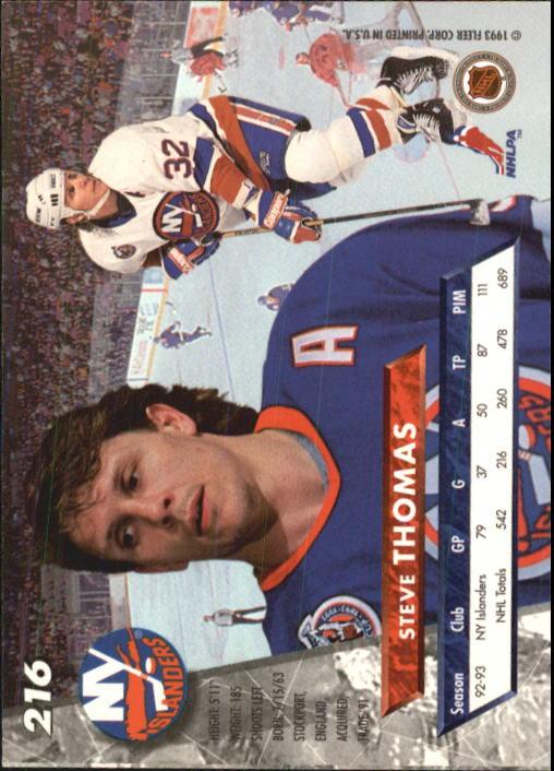 1993-94-Ultra-Hockey-1-250-Your-Choice-GOTBASEBALLCARDS thumbnail 411