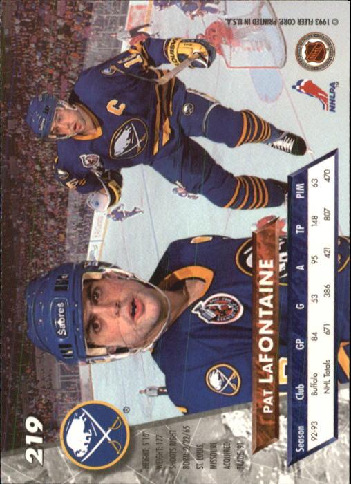 1993-94-Ultra-Hockey-1-250-Your-Choice-GOTBASEBALLCARDS thumbnail 417