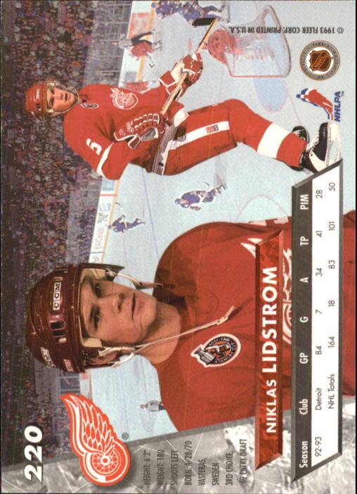 1993-94-Ultra-Hockey-1-250-Your-Choice-GOTBASEBALLCARDS thumbnail 419