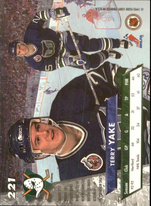 1993-94-Ultra-Hockey-1-250-Your-Choice-GOTBASEBALLCARDS thumbnail 421