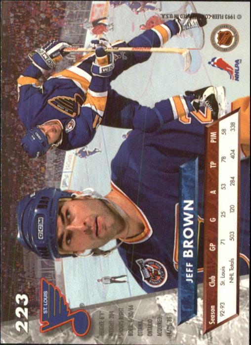1993-94-Ultra-Hockey-1-250-Your-Choice-GOTBASEBALLCARDS thumbnail 425