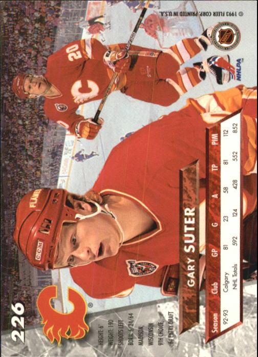 1993-94-Ultra-Hockey-1-250-Your-Choice-GOTBASEBALLCARDS thumbnail 431