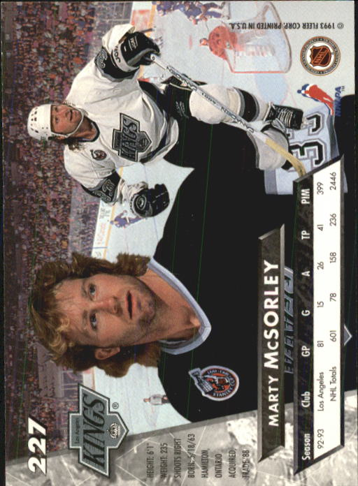 1993-94-Ultra-Hockey-1-250-Your-Choice-GOTBASEBALLCARDS thumbnail 433
