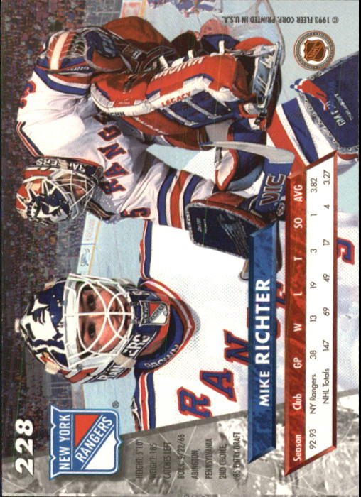 1993-94-Ultra-Hockey-1-250-Your-Choice-GOTBASEBALLCARDS thumbnail 435