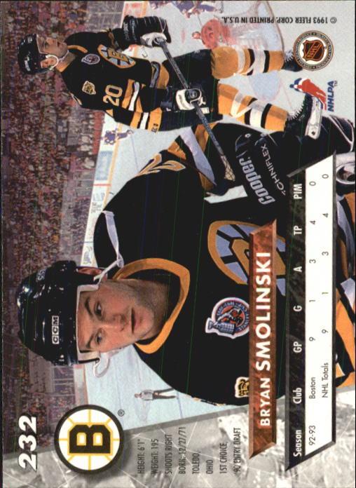 1993-94-Ultra-Hockey-1-250-Your-Choice-GOTBASEBALLCARDS thumbnail 443