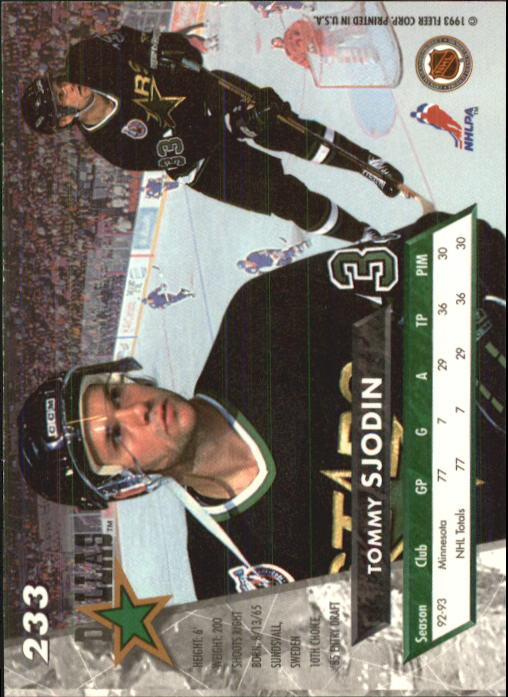 1993-94-Ultra-Hockey-1-250-Your-Choice-GOTBASEBALLCARDS thumbnail 445