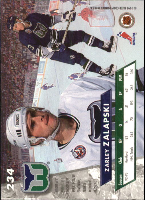 1993-94-Ultra-Hockey-1-250-Your-Choice-GOTBASEBALLCARDS thumbnail 447
