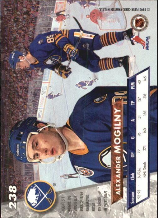 1993-94-Ultra-Hockey-1-250-Your-Choice-GOTBASEBALLCARDS thumbnail 453
