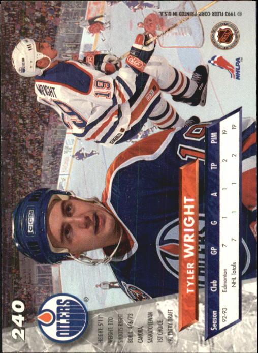 1993-94-Ultra-Hockey-1-250-Your-Choice-GOTBASEBALLCARDS thumbnail 457